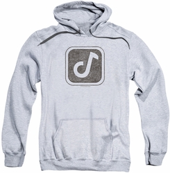 Concord Music pull-over hoodie Concord Symbol adult athletic heather