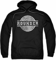Concord Music pull-over hoodie Rounder Retro adult black