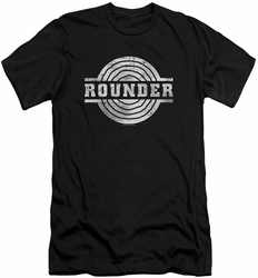 Concord Music slim-fit t-shirt Rounder Retro mens black