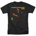 Isaac Hayes t-shirt Chain Vest mens black