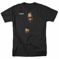 Isaac Hayes t-shirt Chocolate Chip mens black