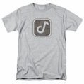 Concord Music t-shirt Concord Symbol mens heather