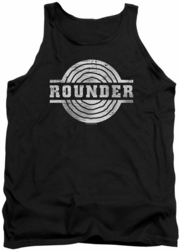 Concord Music tank top Rounder Retro mens black