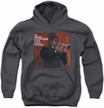 John Coltrane youth teen hoodie Last Train charcoal