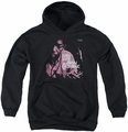 Concord Music youth teen hoodie Lush Life black