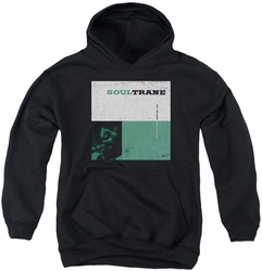 Concord Music youth teen hoodie Soultrane black
