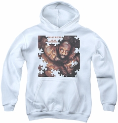 Concord Music youth teen hoodie To Be Continued white