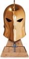 Constantine Tv Dr Fate Helmet 24K Gold Plated Edition pre-order