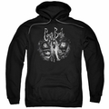 Corpse Bride pull-over hoodie Bride To Be adult black
