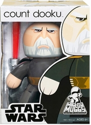 Count Dooku Mighty Muggs Star Wars vinyl figure