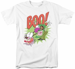 Courage The Cowardly Dog t-shirt Stupid Dog mens white