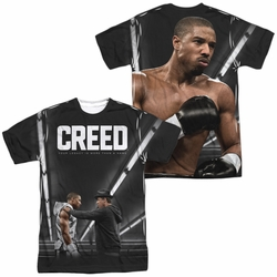 Creed mens full sublimation t-shirt Poster