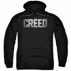 Creed pull-over hoodie Logo adult black
