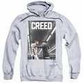 Creed pull-over hoodie Poster adult athletic heather