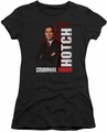 Criminal Minds juniors t-shirt Hotch black