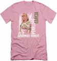Criminal Minds slim-fit t-shirt Penelope mens pink