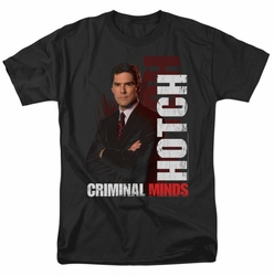Criminal Minds t-shirt Hotch mens black