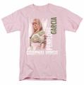 Criminal Minds t-shirt Penelope mens pink