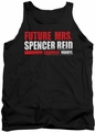 Criminal Minds tank top Future Bride mens black