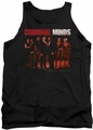 Criminal Minds tank top The Crew mens black