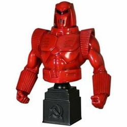 Crimson Dynamo Mini-Bust by Bowen Designs