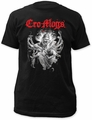 Cro-Mags best wishes fitted jersey tee mens black pre-order