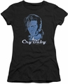 Cry Baby juniors t-shirt King Cry Baby black