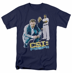 CSI Miami t-shirt Perspective mens navy