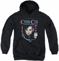 Culture Club youth teen hoodie Color By Numbers black