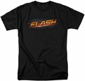 CW's The Flash t-shirt Logo mens black