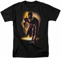 CW's The Flash t-shirt Ready mens black