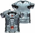 Cyborg mens full sublimation t-shirt costume