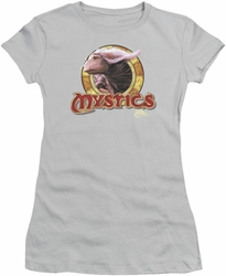 Dark Crystal juniors t-shirt Mystics Circle silver