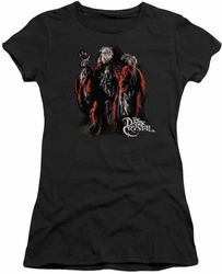 Dark Crystal juniors t-shirt Skeksis black