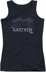 Dark Crystal juniors tank top The Garthim black