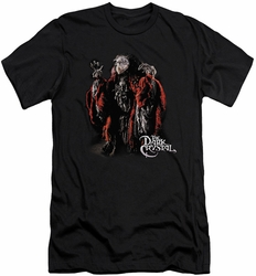 Dark Crystal slim-fit t-shirt Skeksis mens black