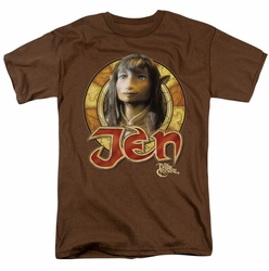 Dark Crystal t-shirt Jen Circle mens coffee