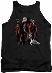 Dark Crystal tank top Skeksis mens black