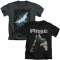 Dark Knight Rises Kids t-shirts