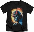 Darkseid kids t-shirt Villain Is black