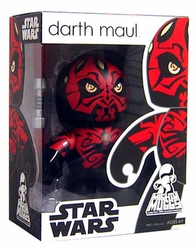 Darth Maul shirtless Mighty Muggs Star Wars vinyl figure