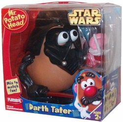 Darth Tater Star Wars Potato Head Vader