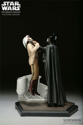 Darth Vader Diplomatic Mission statue from Sideshow Toy