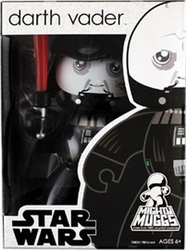Darth Vader unmasked Mighty Muggs Star Wars vinyl figure