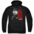 Dawn Of The Dead pull-over hoodie Worse Than Death adult black