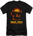 Dawn Of The Dead slim-fit t-shirt Dawn Collage mens black