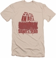 Dawn Of The Dead slim-fit t-shirt No More Room mens cream
