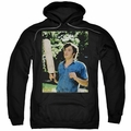 Dazed And Confused pull-over hoodie O'Bannion adult black