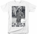 Dazed And Confused t-shirt Paddle mens white