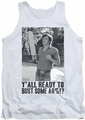 Dazed And Confused tank top Paddle mens white